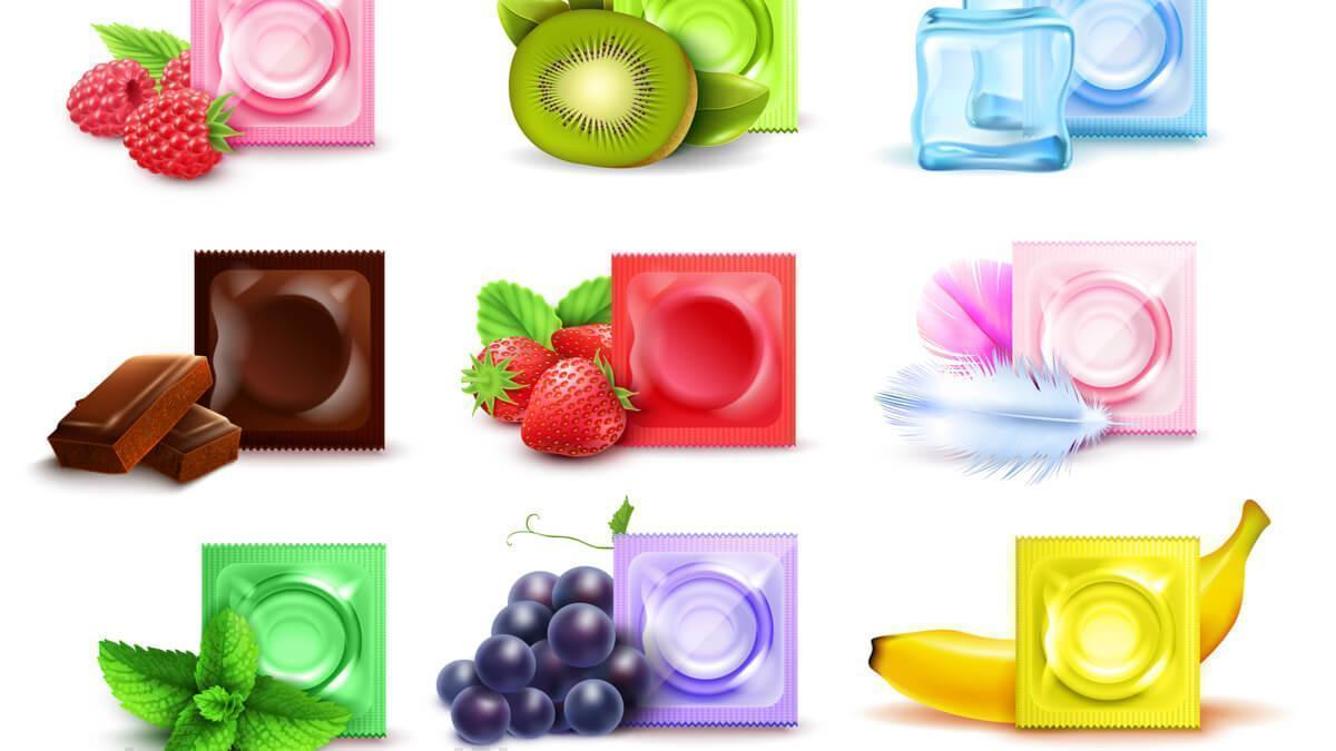 Flavoured condom ka use or upyog in hindi