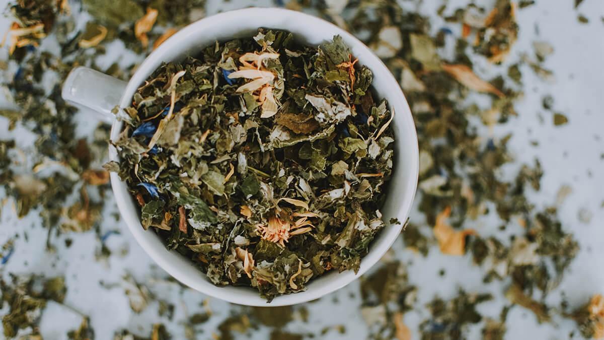 Herbal tea preparation and benefits