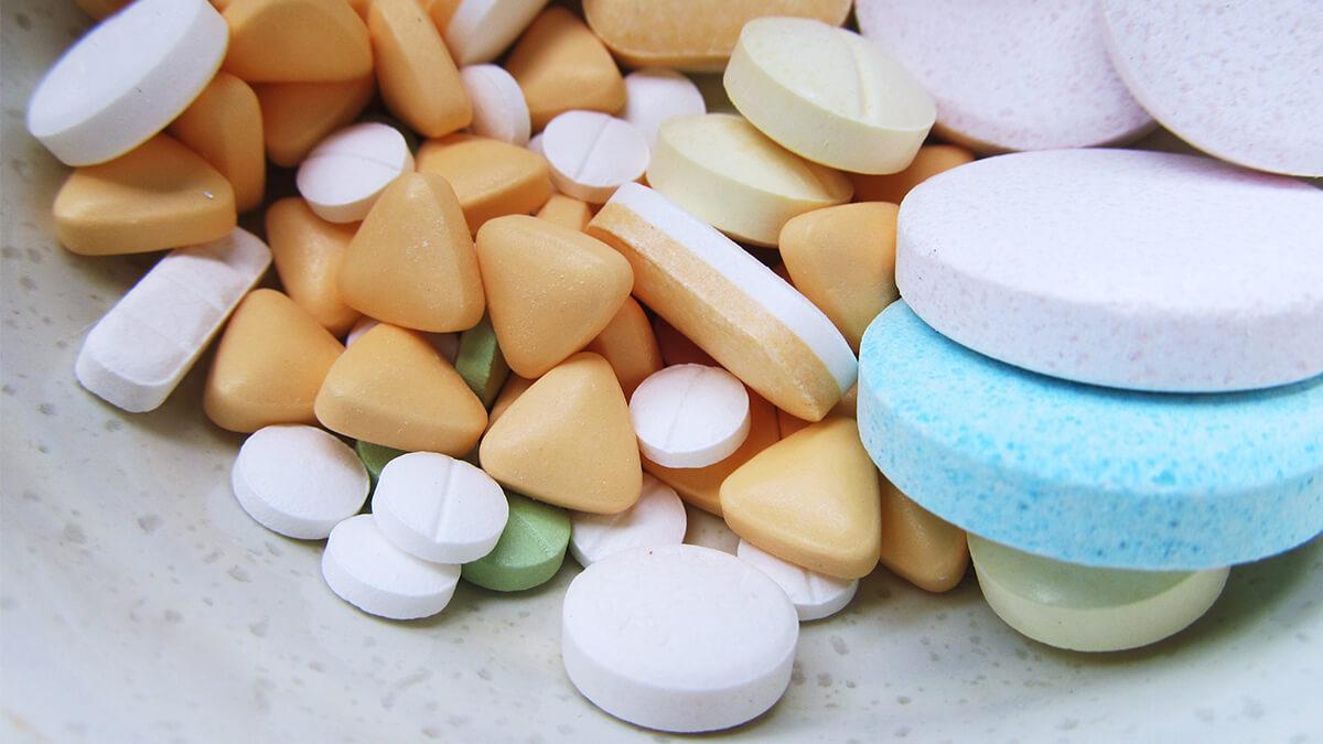 Menstrual cramps medicines