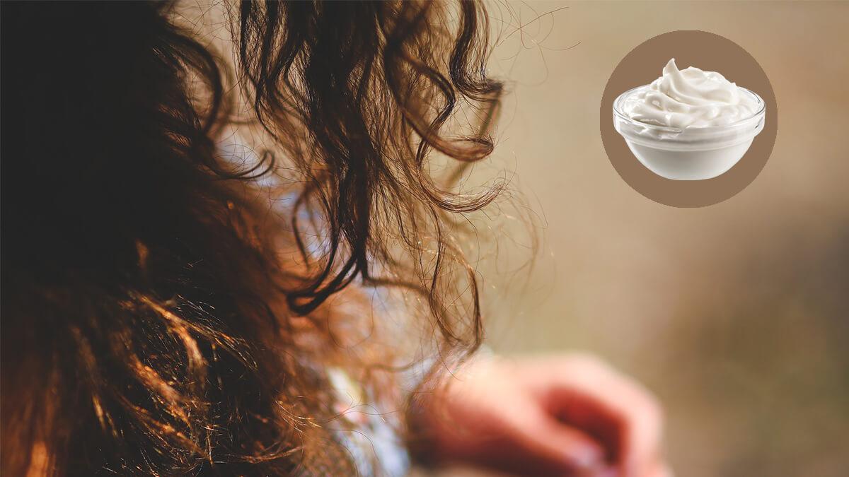 Curly hair ke liye mayonnaise ka hair mask in hindi