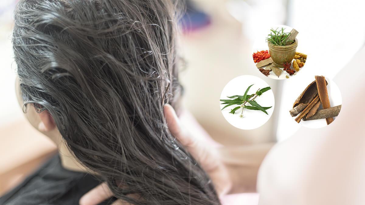 Vegetable hair dye ke fayde in hindi