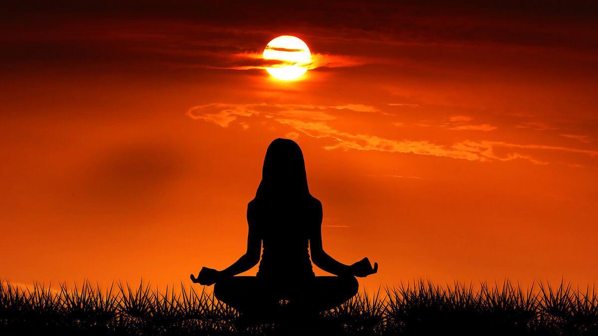 Ghabrahat ko door kare yoga se