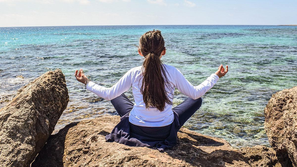 Meditation se karen gusse par niyantran
