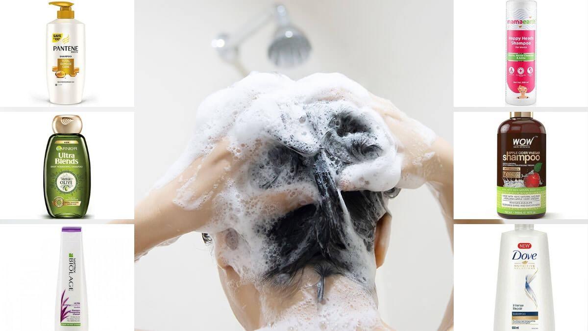 Rukhe balo ke liye 15 best shampoo in hindi