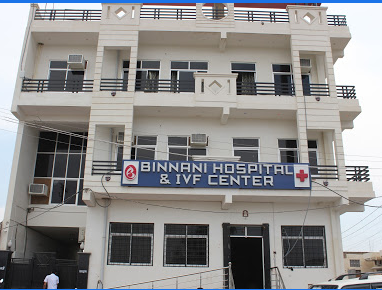Binnani Hospital and IVF Center display image